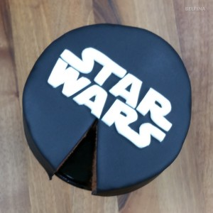 StarWars Kuchen
