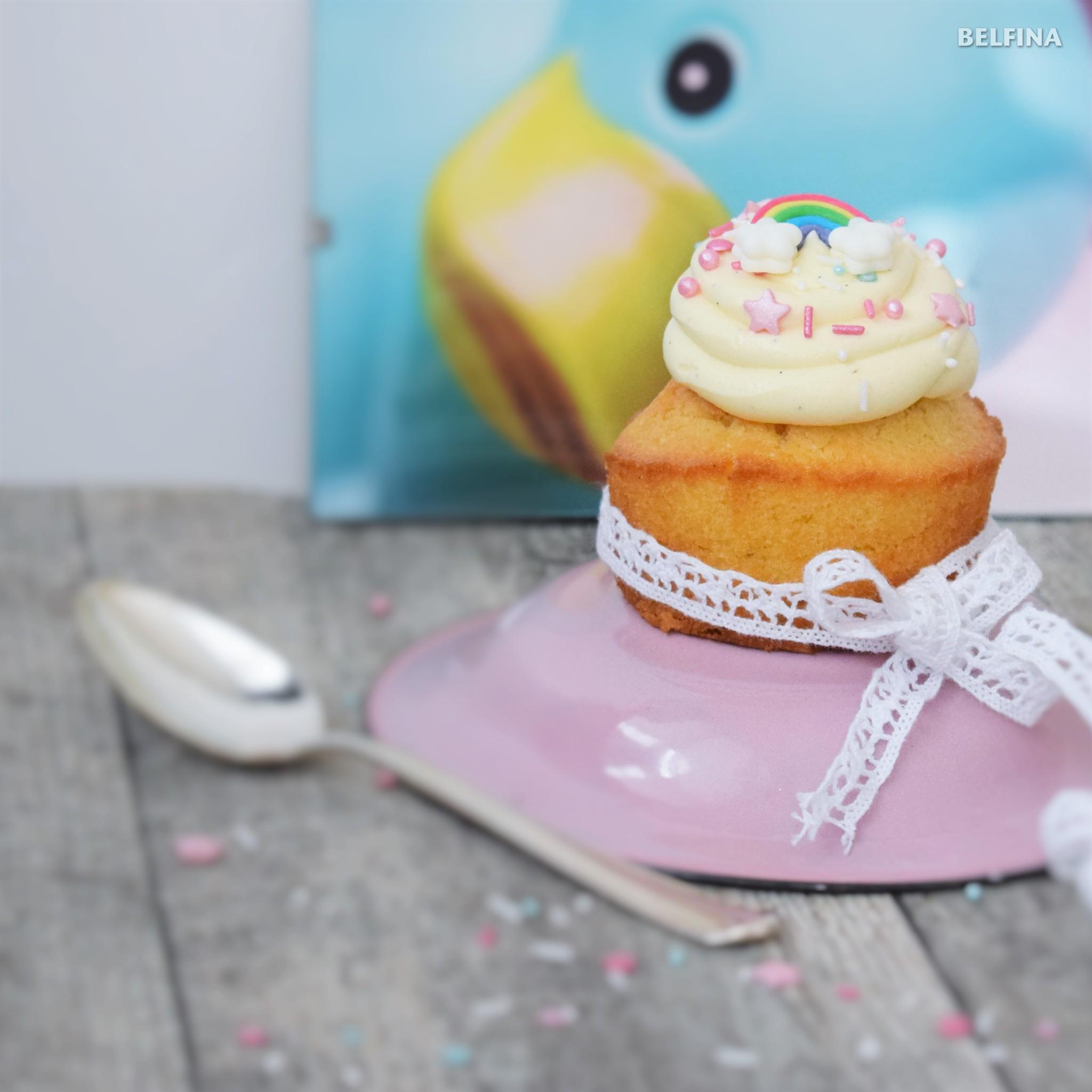 Mädchencupcakes