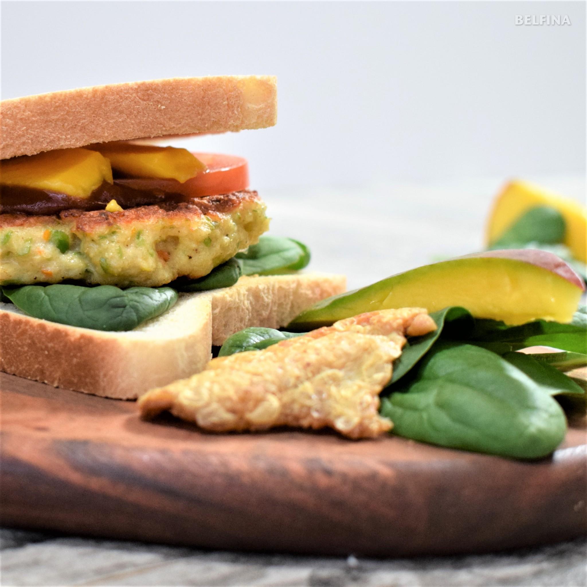 Pouletsandwich